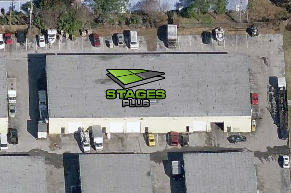 stages plus warehouse