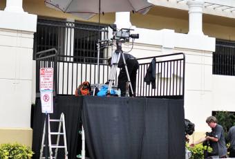 Camera Platform Rental