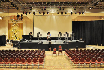 Tampa Stage Rental Stages Risers Pipe Amp Drape Lighting