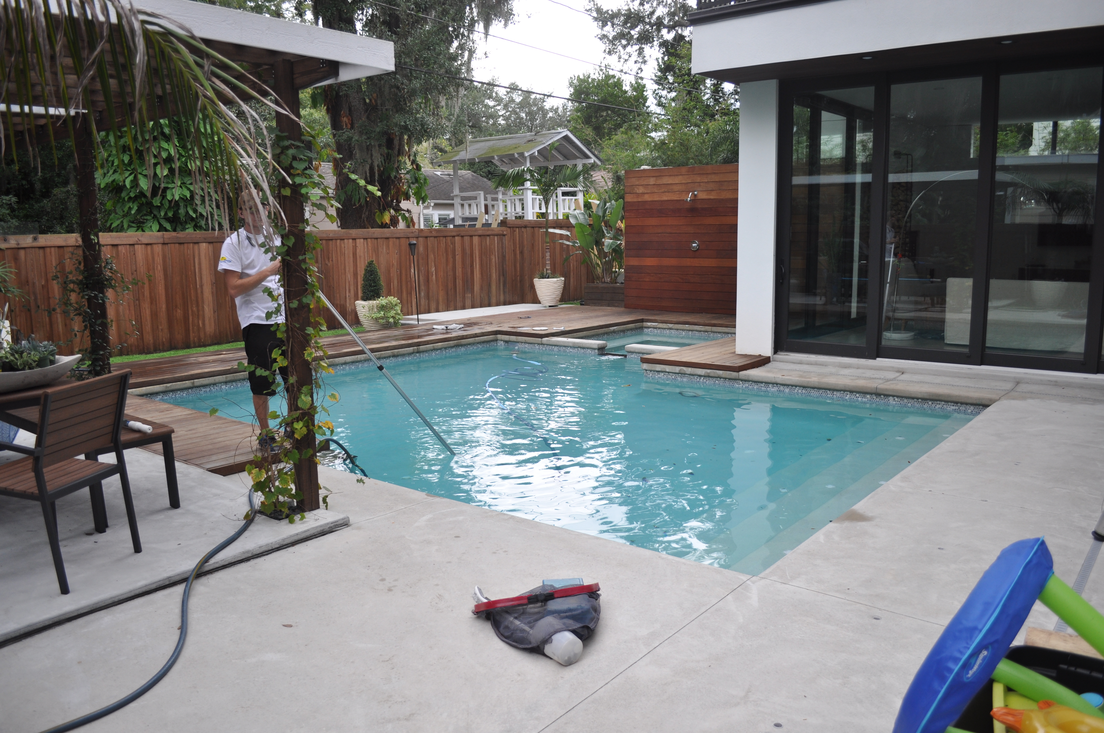Pool stage cover rental tampa stage rental for Hillsborough swimming pool prices